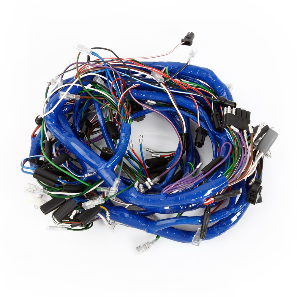 medium resolution of late harness pvc insulated wires with pvc wrapped cover
