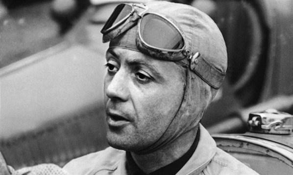 El malogrado piloto Pierre Levegh.