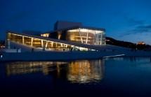 Oslo Opera House Norway Beautiful Spots