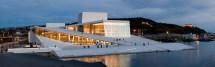 Oslo Opera House Norway - Beautiful Spots