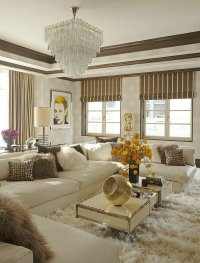 15 Beautiful Living Room Examples | MostBeautifulThings