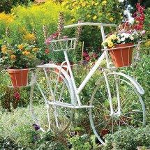 Bicycle Garden Decor Ideas