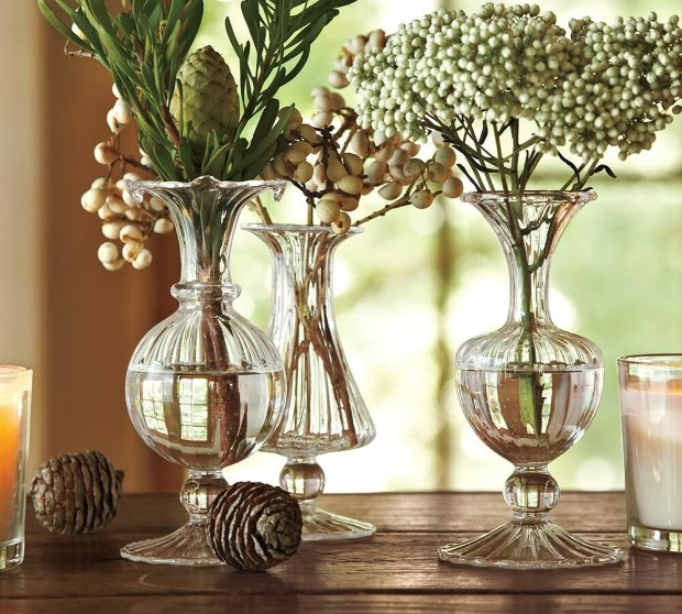 christmas vase decoration ideas - Christmas Vase Decorations