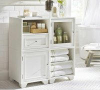 19 Best Designs Of Bathroom Storage Cabinets