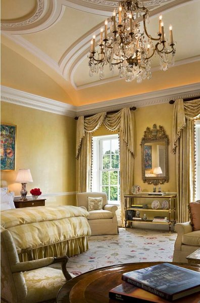 elegant master bedroom 18 Bedroom Ceiling Lights That You Will Like | MostBeautifulThings