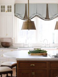 19 Inspiring Kitchen Window Curtains