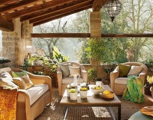 Rustic Sunroom Pictures