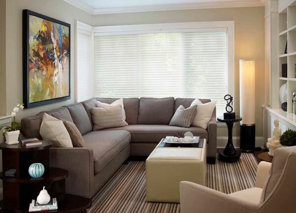 small living room ideas Top 21 Small Living Room Ideas And Decors | MostBeautifulThings