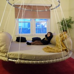 Hanging Chair For Bedroom Diy Cover Hire And Sashes Top 14 Rocking Bed Designs Comfort Lovers | Mostbeautifulthings