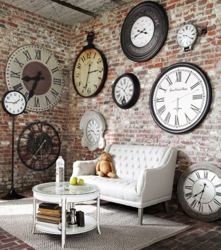 big wall clocks for living room furniture raleigh nc top 17 clock designs mostbeautifulthings 15