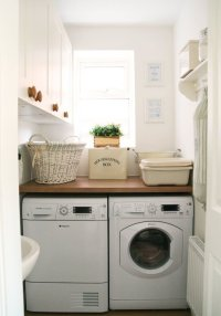 Top 16 Laundry Room Decor Ideas With Photos ...