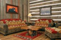 Southwestern Living Room Decorating Ideas