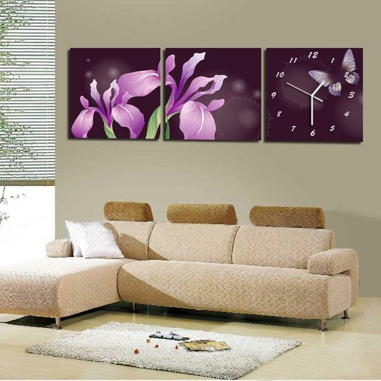 living room wall clocks sectional in 19 inspiring for decor mostbeautifulthings