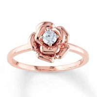 Top 14 Rose Gold Engagement Ring Designs | MostBeautifulThings