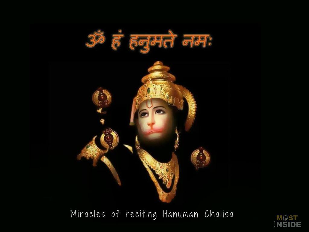 Hanuman 3d Wallpaper For Pc Miracles Of Reciting Hanuman Chalisa