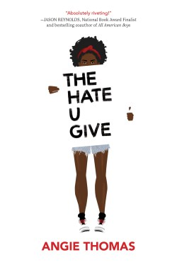 The Hate U Give - Book Review on MostlyBalanced.com readings & recommendations