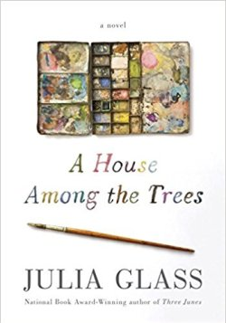 A House Among Trees by Julia Glass (audiobook) - Review on MostlyBalanced.com