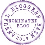 Mostly Blogging was nominated for a #Blogging award #BloggingTips