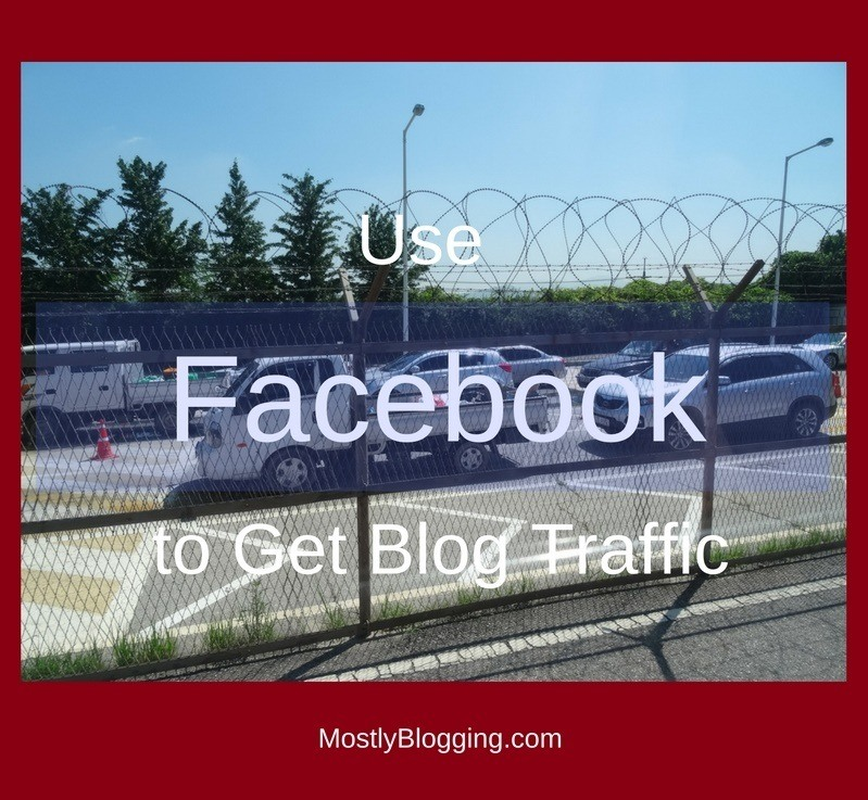#Bloggers can get traffic to their #blogs from Facebook