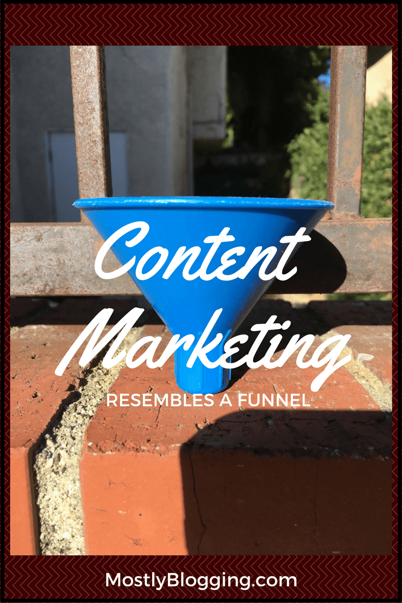 Content Marketing enables #bloggers to #makemoneyonline