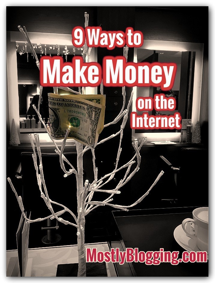 #Bloggers and #Marketers can make money on the Internet