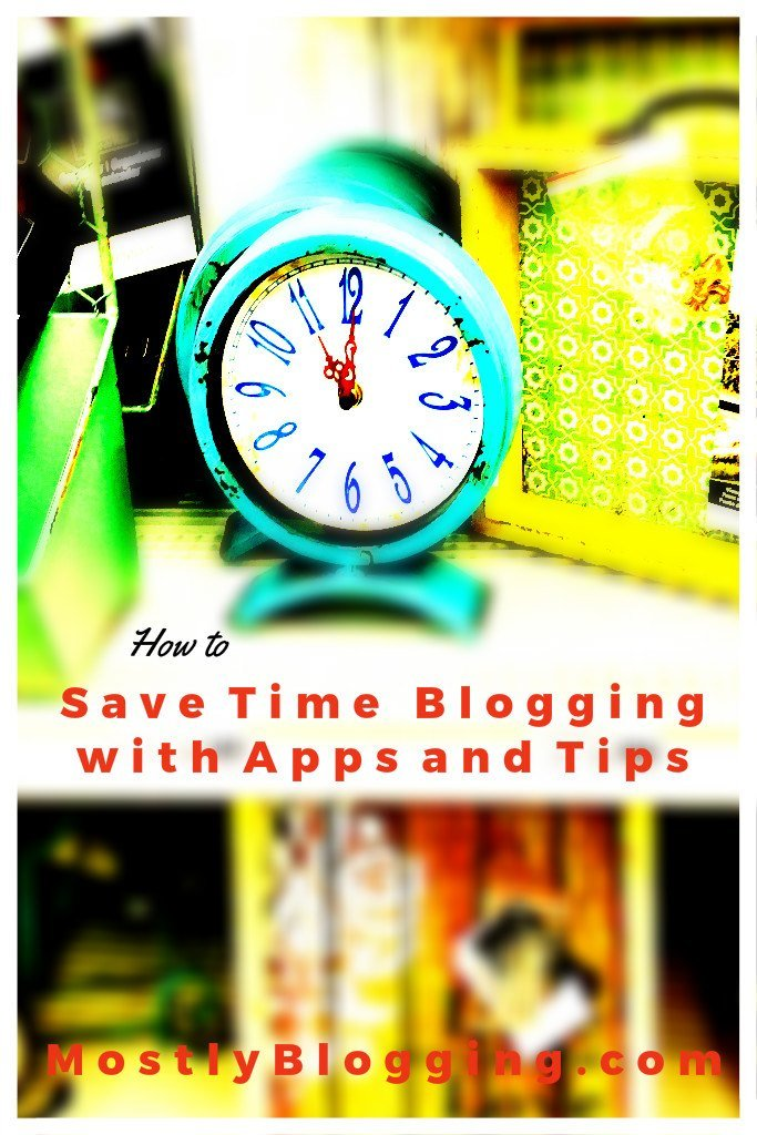 How to Be a More Productive Blogger with These 7 Apps and Tips by Mostly Blogging