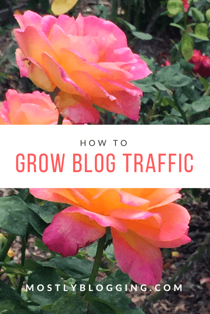4 Amazing Growth Hacking Tactics You Need to Double Your Blog Traffic by Mostly Blogging