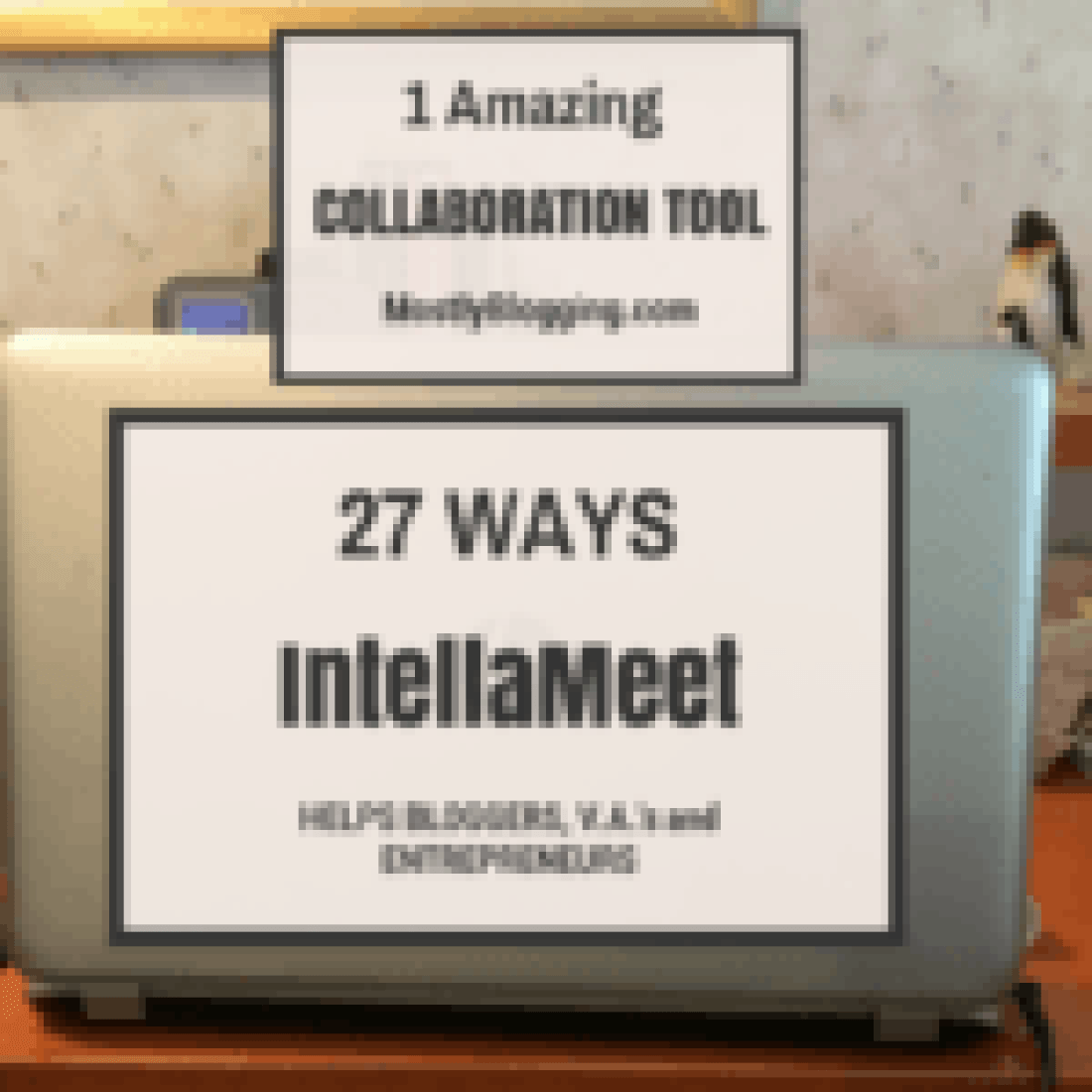 Intellameet helps #bloggers, virtual assistants, and #entrepreneurs