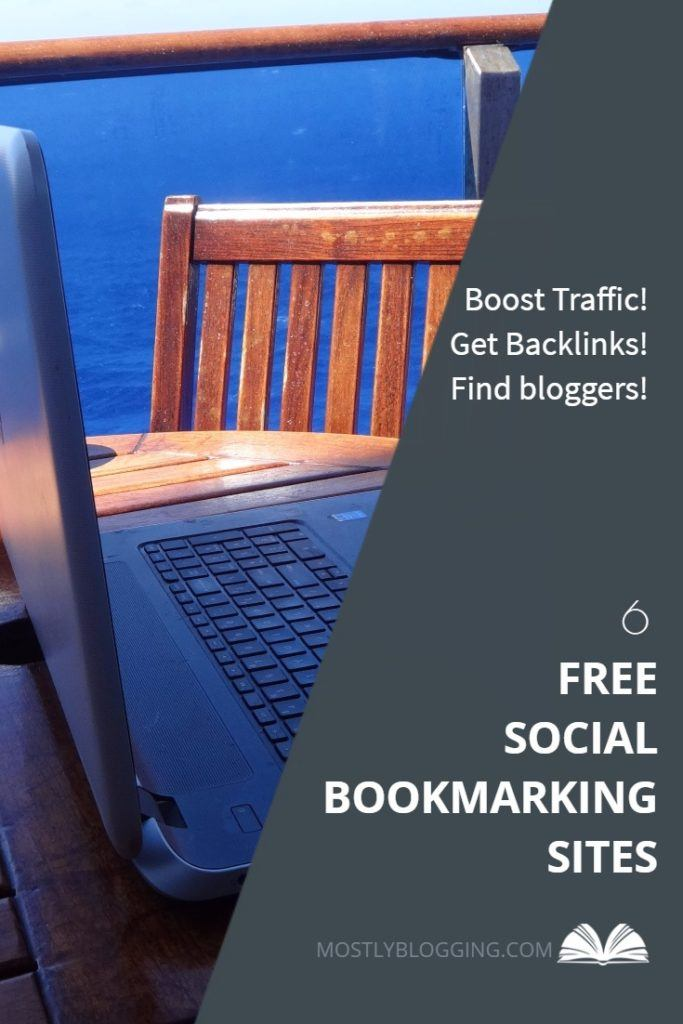 6 free social bookmarking sites