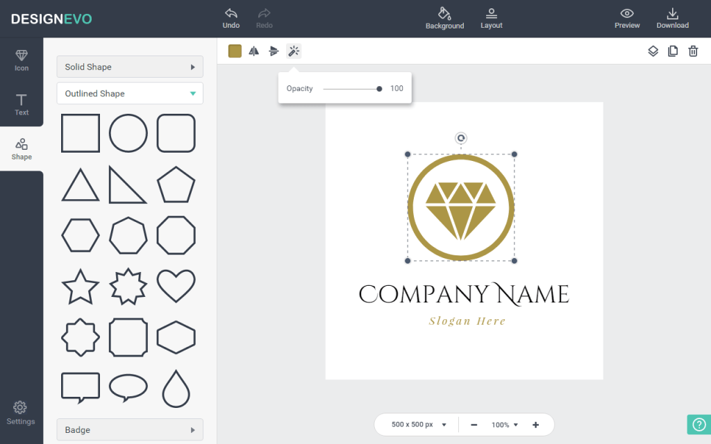 how to create a stunning logo easily