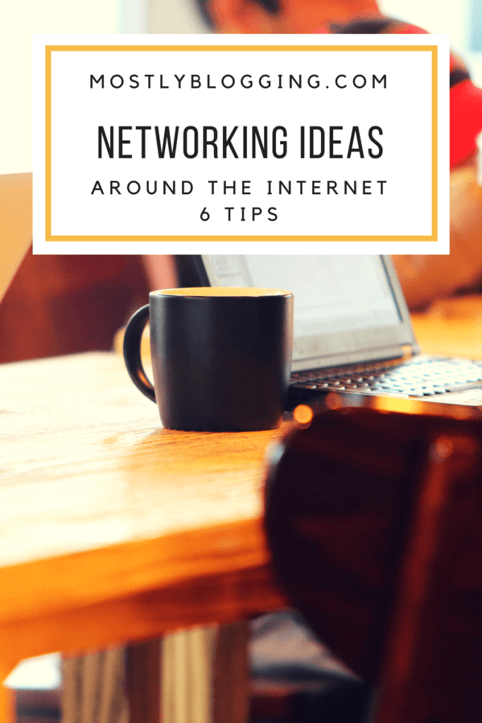 Networking Ideas: How to Get People to Click Your Link at 6 Places Around the Web, Proven Tips by Mostly Blogging