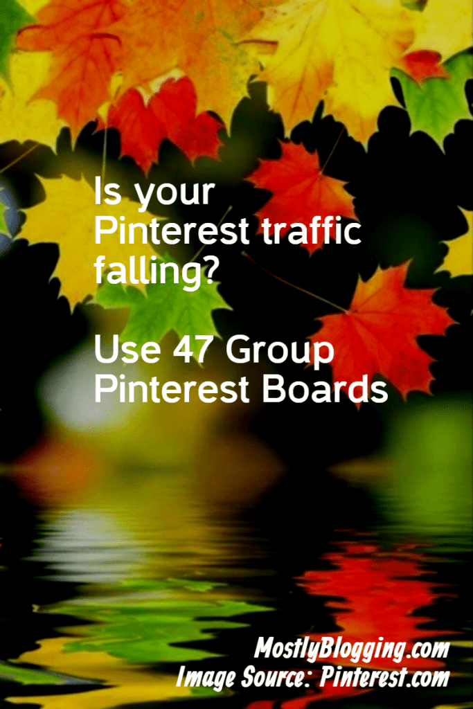 47 Pinterest group boards and how to find other Pinterest group boards today.