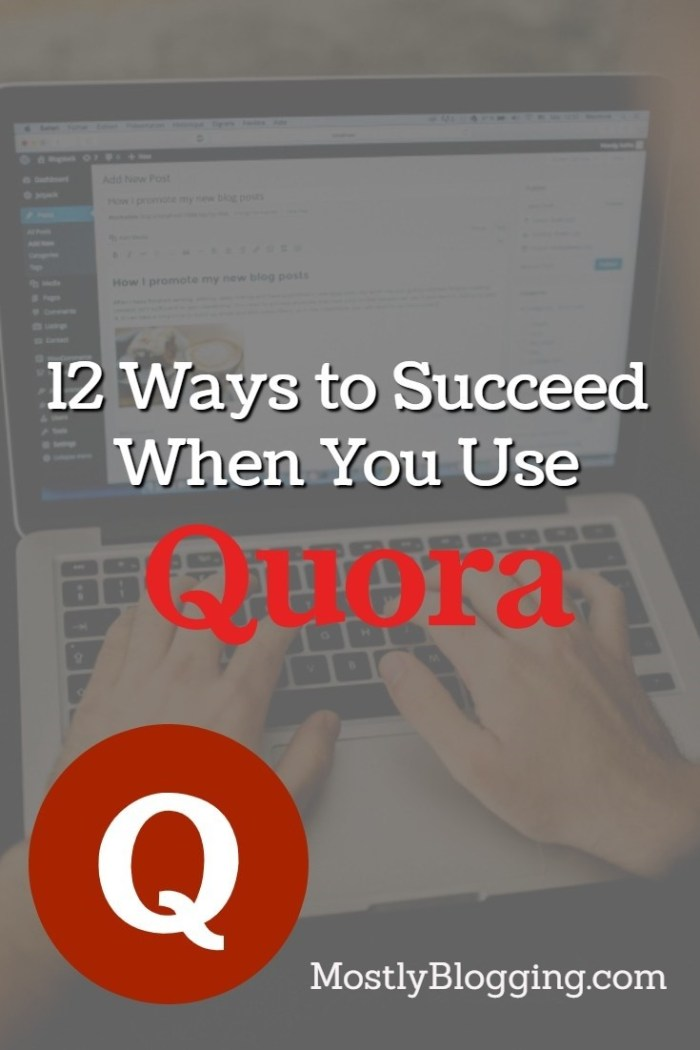 Quora answers