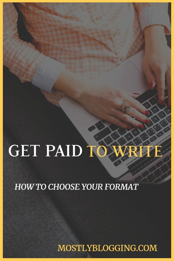 Do You Want to Make Money Writing? How to Pick Your Style