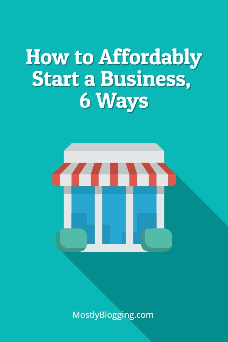 How to Start a New Business with Little Money