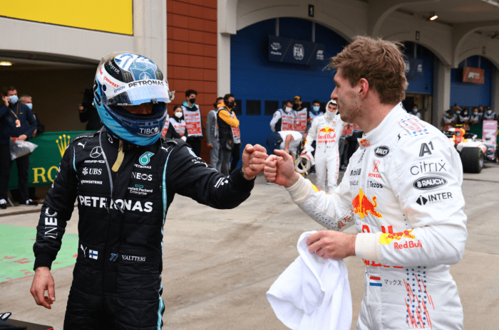 2021 Turkish GP Report   Bottas Wins, Hamilton Frustrated • Mostly F1, F1 Daily