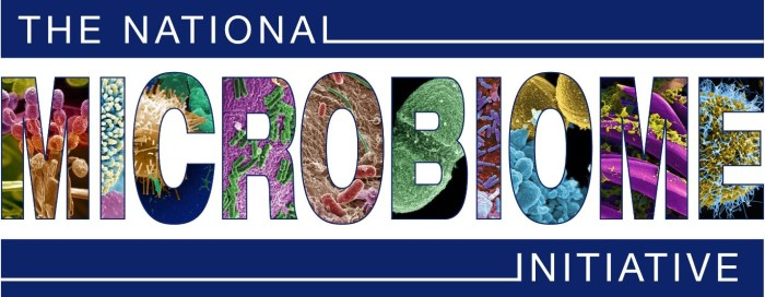 National Microbiome Imitative banner
