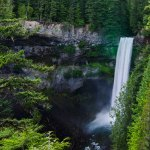 No.23 Brandywine Falls -Squamish photography Rocks