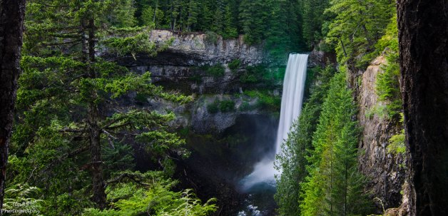 No.23 Brandywine Falls -Squamish photography Rocks