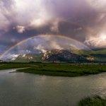 No.22 Squamish Photography Rocks - Double Rainbow Chief