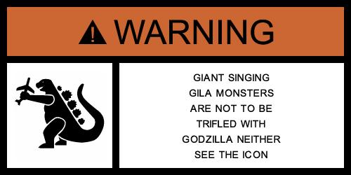 Warning Label