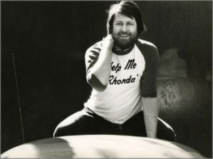 Brian Wilson: Bearded Beach Boy