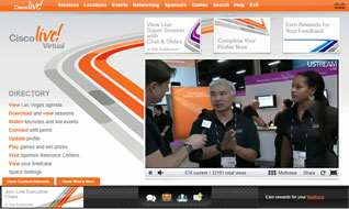 Cisco Live Virtual
