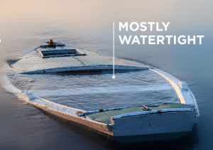 mostly-watertight