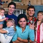 Full House family photo
