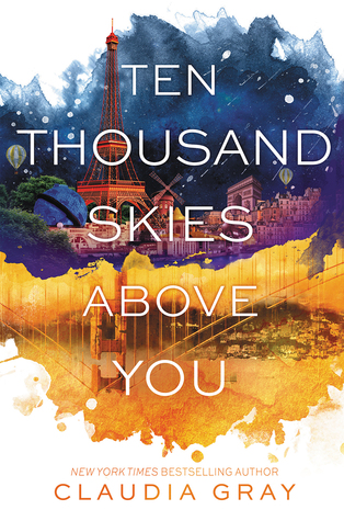 """Like You're My Mirror"": Ten Thousand Skies Above You by Claudia Gray"