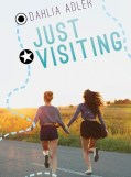 Just Visiting Book Cover
