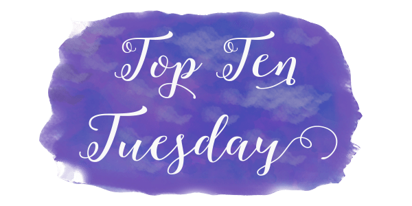5 Complex Villains I've Encountered While Reading | Top Ten Tuesday