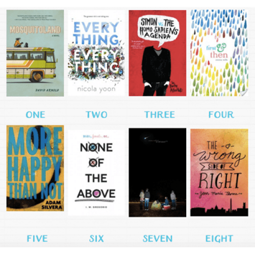 Top Ten Tuesday - sophomore novels I need from 2015 debut authors