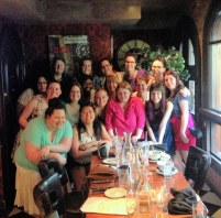 2015 BEA Blogger Dinner and Drinks